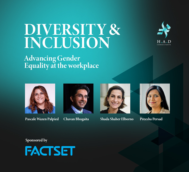 DIVERSITY & INCLUSION Advancing Gender Equality at the Workplace
